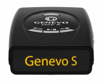 Genevo One S – Radarwarner und GPS-Warner - TOP!