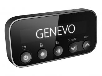 Genevo Assist - revolutionäres System für festeinbau mit Display